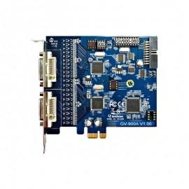 GeoVision Tarjeta DVR de 16 Canales GV-900A, D1, 240fps, 8x Audio