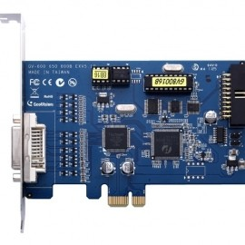 GeoVision Tarjeta DVR de 16 Canales GV-650B, D1, 60fps, 4x Audio