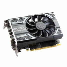 Tarjeta de Video EVGA NVIDIA GeForce GTX 1050 Ti SC GAMING, 4GB 128-bit GDDR5, PCI Express x16 3.0