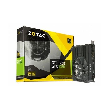 Tarjeta de Video ZOTAC NVIDIA GeForce GTX 1050 Mini, 2GB 128-bit GDDR5, PCI Express 3.0