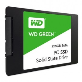 SSD Western Digital Green, 120GB, SATA III