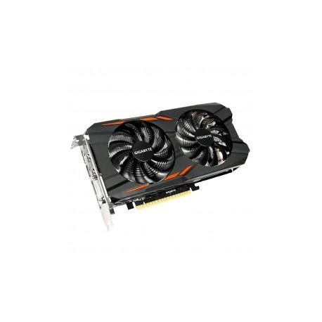 Tarjeta de Video Gigabyte NVIDIA GeForce GTX 1050 Ti Windforce OC, 4GB 128-bit GDDR5, PCI Express 3.0 x16