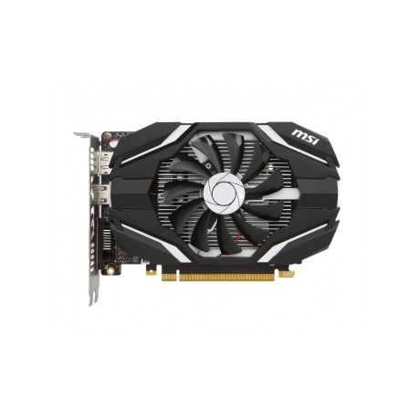 Tarjeta de Video MSI NVIDIA GeForce GTX 1050, 2GB 128-bit GDDR5, PCI Express x16 3.0