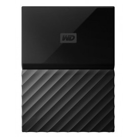Disco Duro Externo Western Digital My Passport, 2TB, USB 3.0, Negro