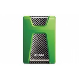 Disco Duro Externo Adata HD650X, 1TB, USB 3.0, Verde, A Prueba de Agua, Polvo y Golpes