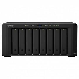 Synology Servidor NAS de 8 Bahías DS1817, Annapurna Labs Alpine AL-314 1.70GHz, 4GB DDR3L, 2x USB 3.0 - no incluye Discos