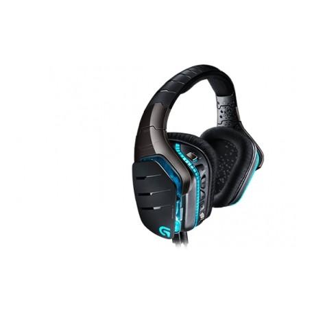 Logitech Audífonos Gamer Artemis Spectrum 7.1, Alámbrico, 3.5mm, Negro/Azul