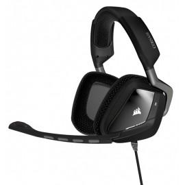 Corsair Audífonos Gamer VOID USB Dolby 7.1 RGB, Alámbrico, 1.8 Metros, Negro Blanco