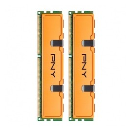 Kit Memoria RAM PNY DDR3 XLR8, 1333GHz, 8GB (2 x 4GB), SO-DIMM