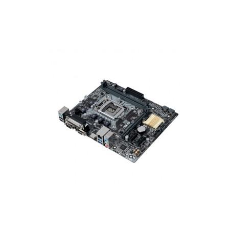 Tarjeta Madre ASUS micro ATX H110M-D, S-1151, Intel H110, HDMI, USB 2.0 3.0, 32GB DDR4, para Intel