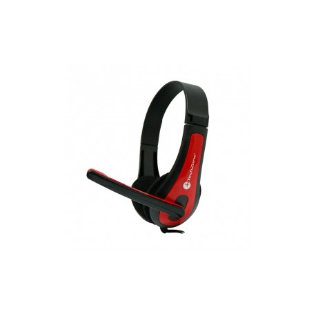 TechZone Audífonos con Micrófono TZ15PCAUD, Alámbrico