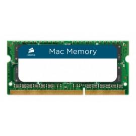 Memoria RAM Corsair DDR3, 1066MHz, 4GB, CL7, SO-DIMM, para Mac