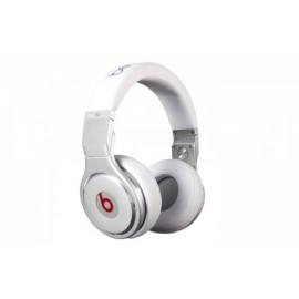 Beats by Dr. Dre Audífonos Beats Pro, Alámbrico, 1.53 Metros, 3.5mm, Blanco