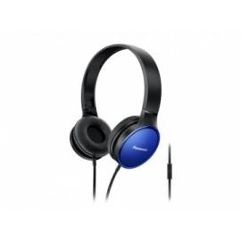 Panasonic Audífonos con Micrófono RP-HF300ME-A, Alámbrico, 1.2 Metros, 3.5mm