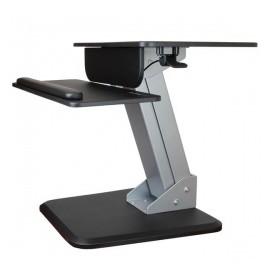 StarTech.com Estación de Trabajo de Pie y Sentado para Monitor 30, max. 13KGs