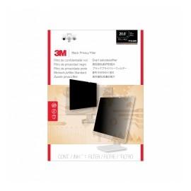 3M Filtro de Privacidad PF20.0W9 para Monitor, 20
