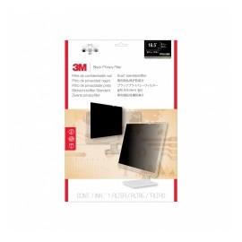 3M Filtro de Privacidad para Pantalla Ancha, 18.5, Negro