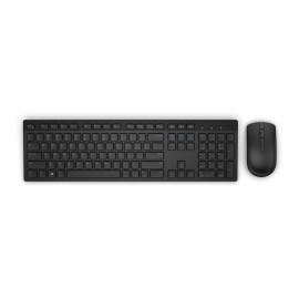 Kit de Teclado y Mouse Dell KM636, Inalámbrico, USB , Negro