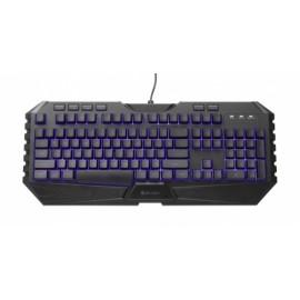 Kit Gamer de Teclado y Mouse Cooler Master Octane, Alámbrico, USB, Negro
