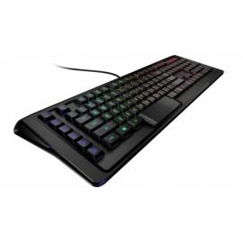 Teclado Gamer SteelSeries Apex M800, Teclado Mecánico, Alámbrico, USB, Negro (Inglés)