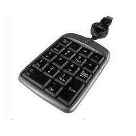 Perfect Choice Teclado Numérico EL-993759, USB, Gris