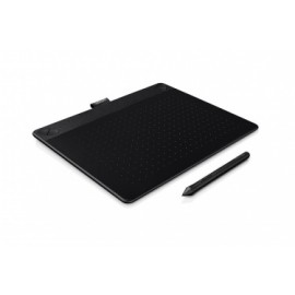 Tableta Gráfica Wacom Intuos 3D, Alámbrico, USB, Negro