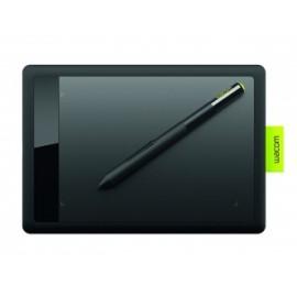 Tableta Gráfica Wacom Small One CTL-471 6, 128GB, Alámbrico, USB, Negro