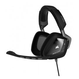 Corsair Audífonos Gamer VOID USB Dolby 7.1 RGB, Alámbrico, 1.8 Metros