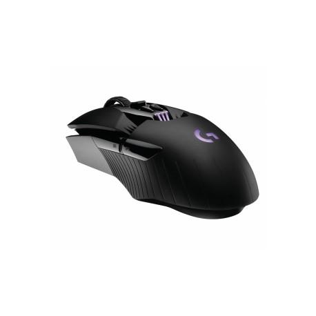 Mouse Gamer Logitech Óptico G900 Chaos Spectrum, Alámbrico Inalámbrico, USB PS 2, 12000DPI, Negro