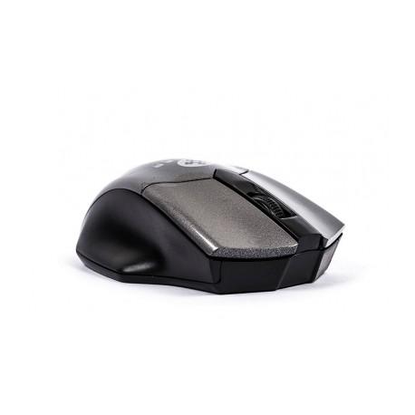 Mini Mouse Naceb Óptico NA-273G, Inalámbrico, Alcance 10 Metros, 1200DPI