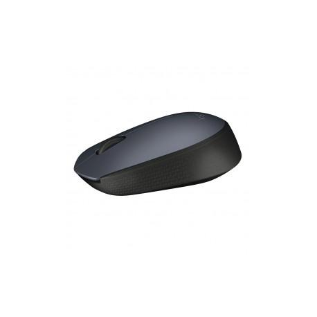 Mouse Logitech Óptico M170, Inalámbrico, USB