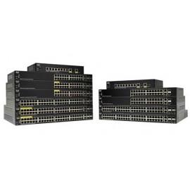 Switch Cisco Gigabit Ethernet SG250-10P-K9-NA, 8 Puertos