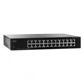 Switch Cisco Gigabit Ethernet SG110-24HP-NA PoE, 24 Puertos