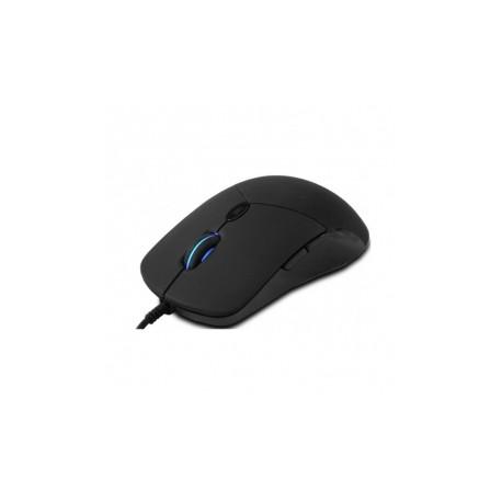 Mouse Gamer Eagle Warrior Óptico Infinite, Alámbrico, USB, 3200DPI, Negro