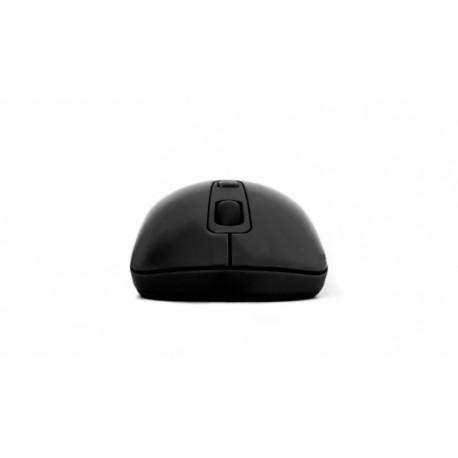 Mouse Vorago Óptico MO-207, RF Inalámbrico, 1600DPI, Negro
