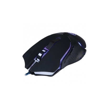 Mouse Gamer Marvo Óptico G801, Alámbrico, USB, 2800DPI, Negro