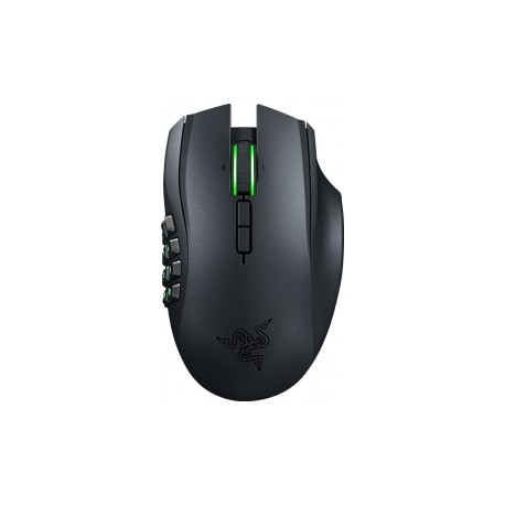 Mouse Gamer Razer IR LED Naga Epic Chroma, RF Inalámbrico, 8200DPI, Negro