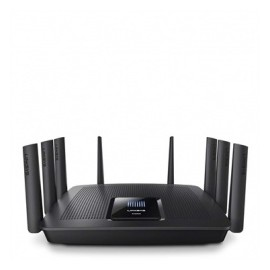 Router Linksys Gigabit Ethernet Smart de Triple Banda Max-Stream AC5400 MU-MIMO, Inalámbrico, 8x RJ-45