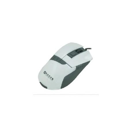 Mouse Naceb Láser NA-616, Alámbrico, USB, 2400DPI