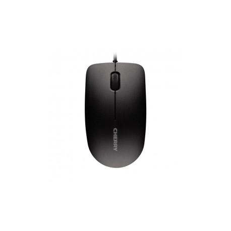 Mouse Cherry Óptico MC 1000, Alámbrico, USB, 1200DPI, Negro