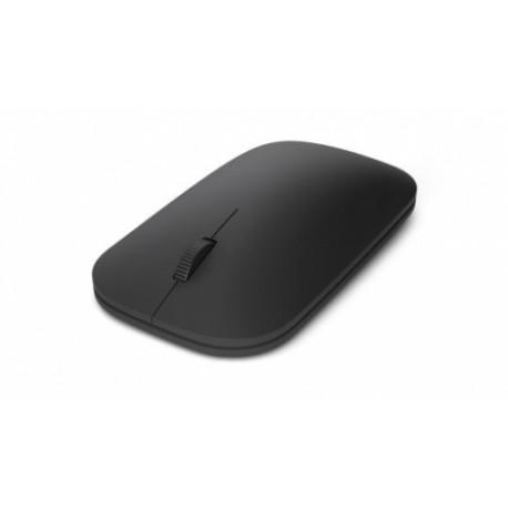 Mouse Microsoft Designer Bluetooth BlueTrack, Inalámbrico, 1000DPI, Negro