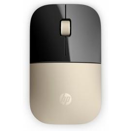Mouse HP Blue LED Z3700, RF Inalámbrico, 1200DPI