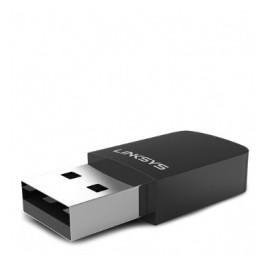 Linksys Adaptador de Red USB WUSB6100M, Inalámbrico