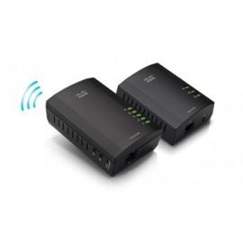 Linksys Kit Adaptador de Red Powerline PLWK400, 200 Mbit