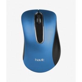 Mouse Havit Óptico HV-MS706, Alámbrico, USB, 1000DPI, Azul