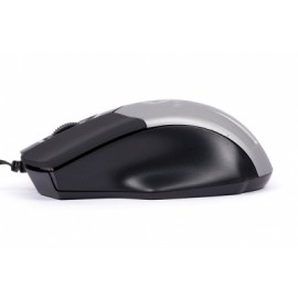 Mouse Naceb Óptico NA-037, Alámbrico, USB, 1000DPI