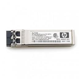 HPE Transceptor SFP Fibre Channel de Onda Corta Serie B, 8GB, 1 Paquete