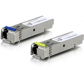 Ubiquiti Networks SFP Módulo Transceptor UF-SM-1G-S, 3km, 1250 Mbit