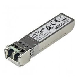 StarTech.com Módulo Transceptor de Fibra SFP 10GBase-SR, Mini GBIC, Multimodo LC, 300m, DDM, para Cisco SFP-10G-SR-S