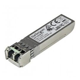 StarTech.com Módulo Transceptor de Fibra SFP 10GBase-SR, Mini GBIC, Multimodo LC, 300m, DDM, para Cisco SFP-10G-SR-X